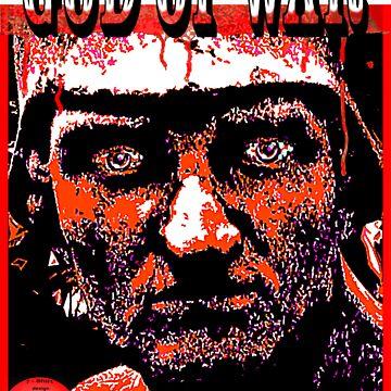 The God of War II by Yanin