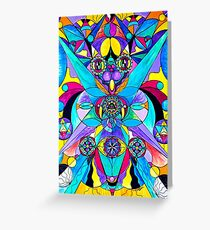 [Frequency Healing] The Cure Greeting Card
