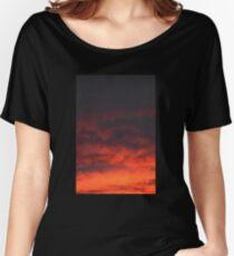 California Desert Sunset Women's Relaxed Fit T-Shirt