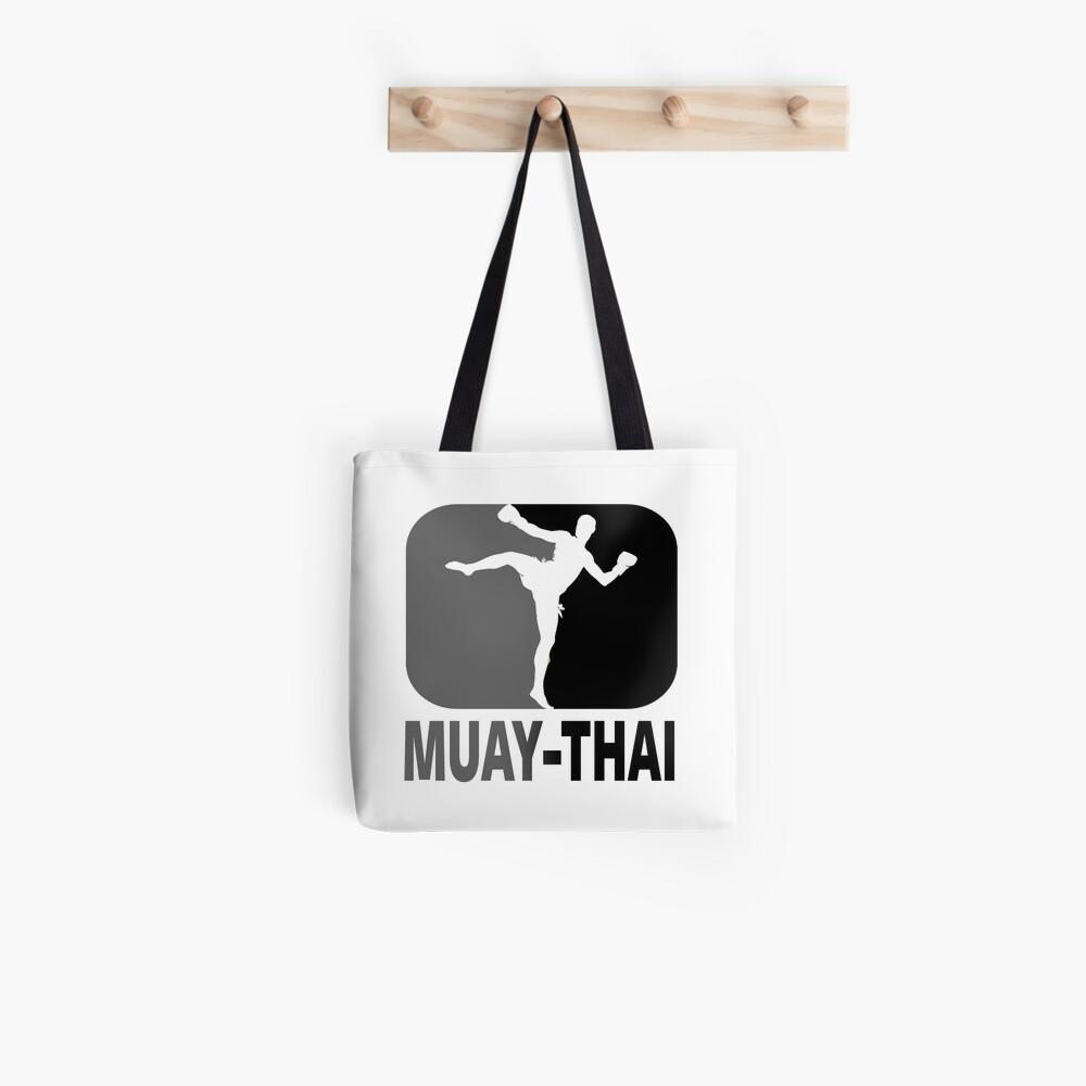 Muay Thai - Thai Boxen Tote Bag