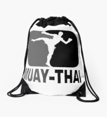 Muay Thai - Thai Boxing Drawstring Bag