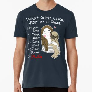What Girls Look for in a Guy Pug