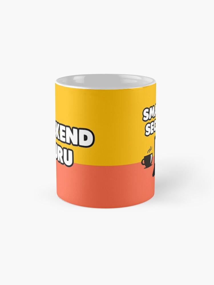 Alternate view of Backend Guru - Smashing Security Mug