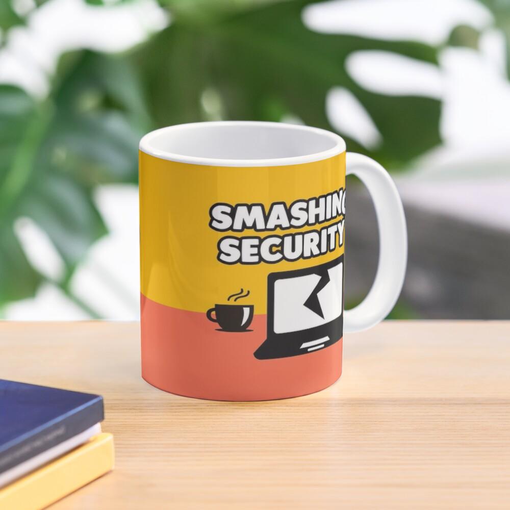 Backend Guru - Smashing Security Mug