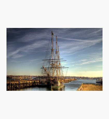 The Good Ship Friendship Photographic Print