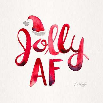 Jolly AF – Red Palette by catcoq
