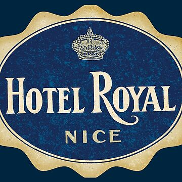 Hotel Royal Nice by midcenturydave