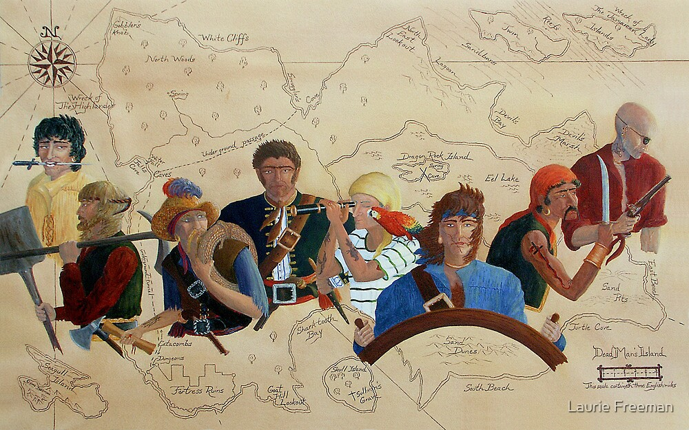 Pirates!   by Laurie Freeman