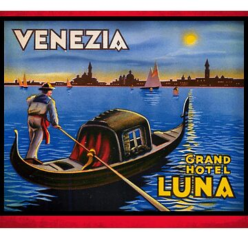 Grand Hotel Luna Venice Italy by midcenturydave