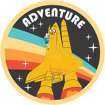 ADVENTURE (through space and) TIME  by castl3t0ndesign