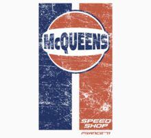McQueens Speed Shop