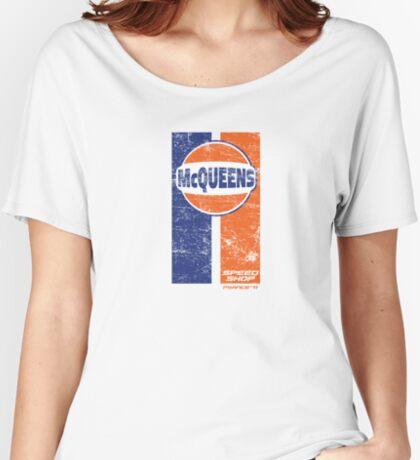 McQueens Speed Shop Women's Relaxed Fit T-Shirt