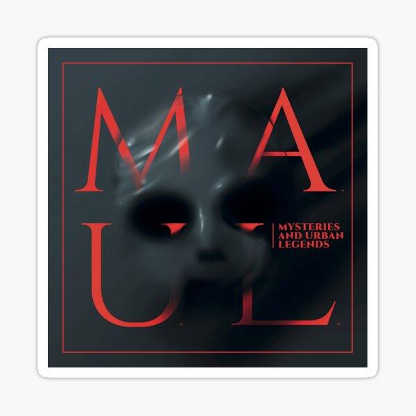 MAUL Logo Sticker