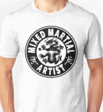 Mixed Martial Artist T-Shirt