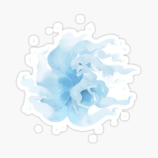 Frost Sticker