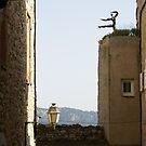 Le Castellet, Provence by BronReid