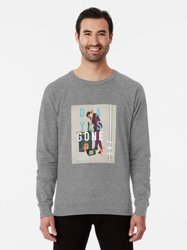 'DAY6-Days Gone by JAE design' Lightweight Sweatshirt by ashleyg10