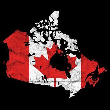 Canada' Flag Canada  by leyogi