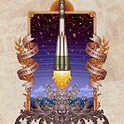 Vostok 1 - First Human Spaceflight by Carlos Tato
