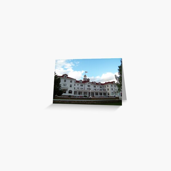 The Stanley Hotel Greeting Card