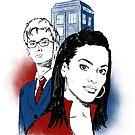 Doctors Smith and Jones by crystalliora