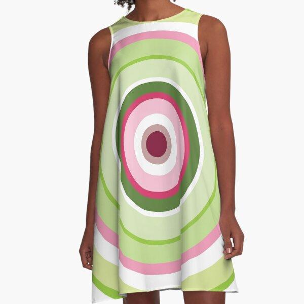 Orb No. 4 A-Line Dress
