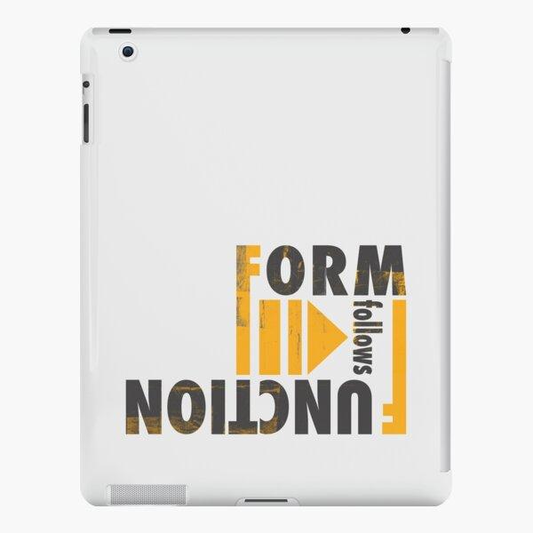 Form folgt Funktion iPad – Leichte Hülle