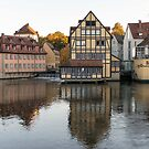 Hotel Ecker, Bamberg, Germany by Michael Dietrich