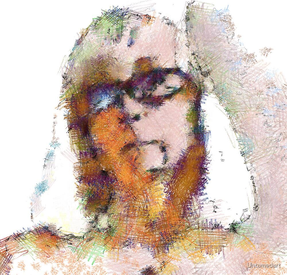 Pastel me by Untamedart