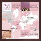 Pink Salt Lakes (dark) by GuerrillaCarto