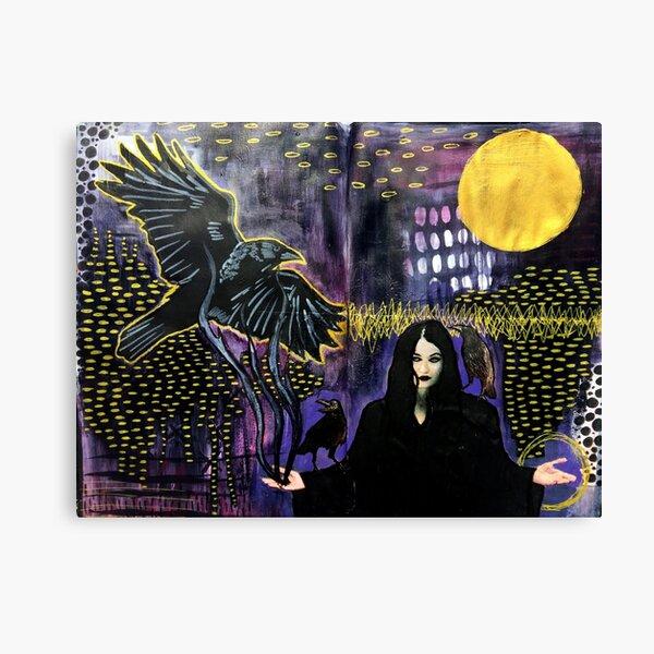 Pale Enchantress Canvas Print