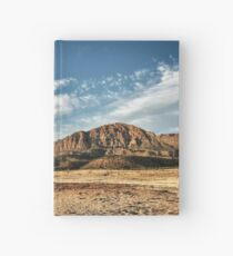 Deserted Hardcover Journal