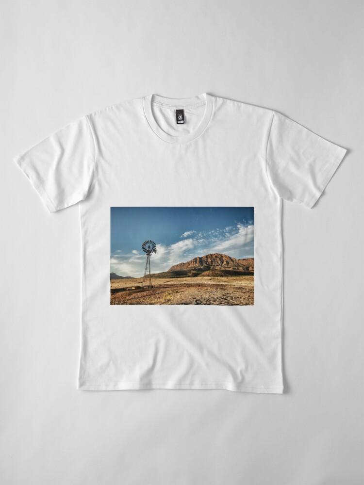 Alternate view of Deserted Premium T-Shirt
