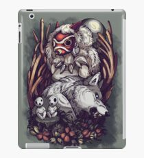 The Wolf Princess Ipad  iPad-Hülle & Skin