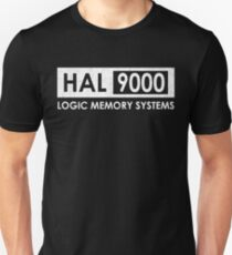 HAL 9000 - A Space Odyssey Slim Fit T-Shirt