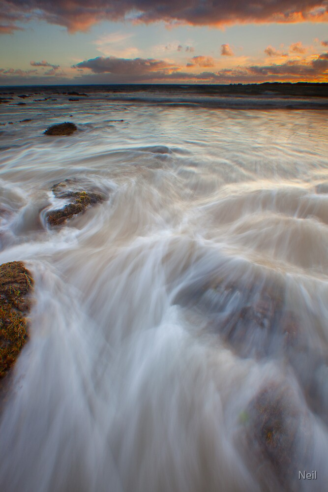 Anglesea Rush by Neil