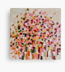 Tree of Life (Pink) Metal Print
