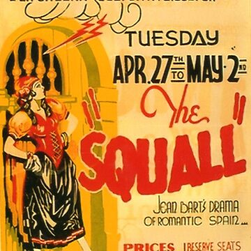 The Squall Stage Play by ExpressingSelf