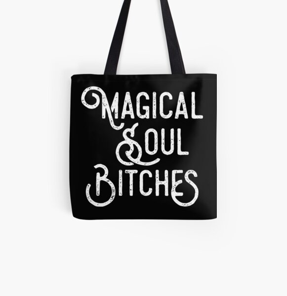MSB New  All Over Print Tote Bag