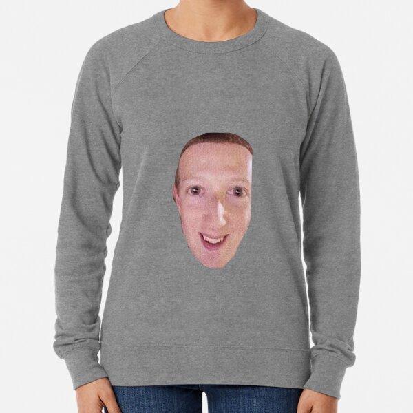 Cursed Zucc Lightweight Sweatshirt