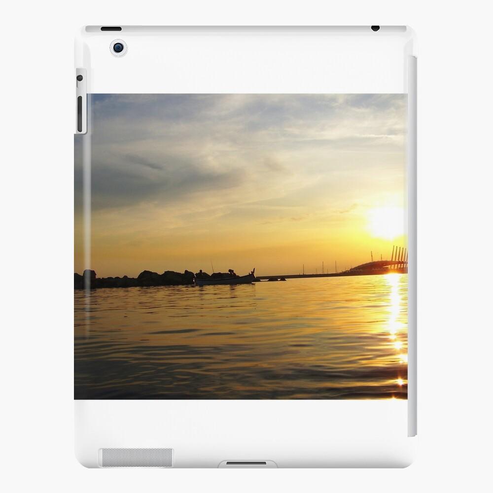 Sunset  Funda y vinilo para iPad