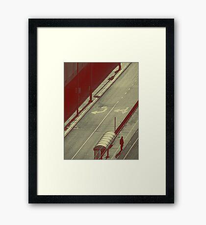 Northbound Framed Print