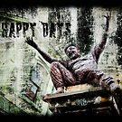 Happy Days by Clare Colins