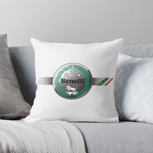 Benelli Throw Pillow