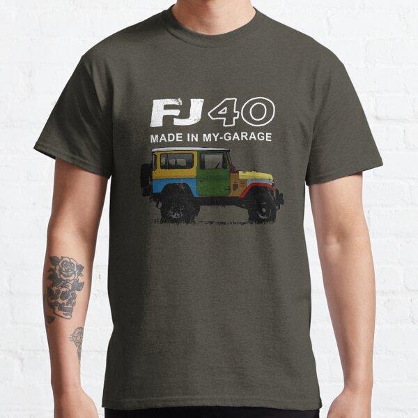 BJ40 Landcruiser trucks T-Shirt, Hooded Sweatshirt Gift for Christmas  Classic T-Shirt