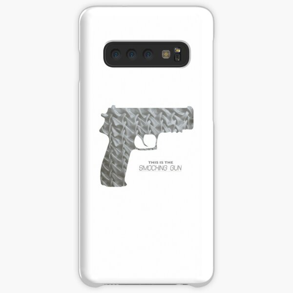 This is the SMOCKING GUN Samsung Galaxy Snap Case