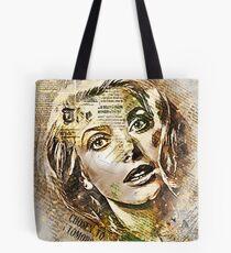 Stars und Medien Catherine Deneuve Tote Bag