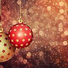 Christmas balls 1 by psychoshadow