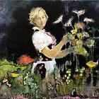Sudtiroler's girl by Lorenzo Castello