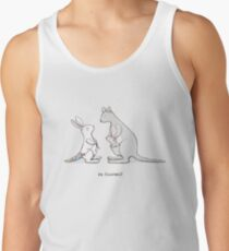 Be yourself Tank Top